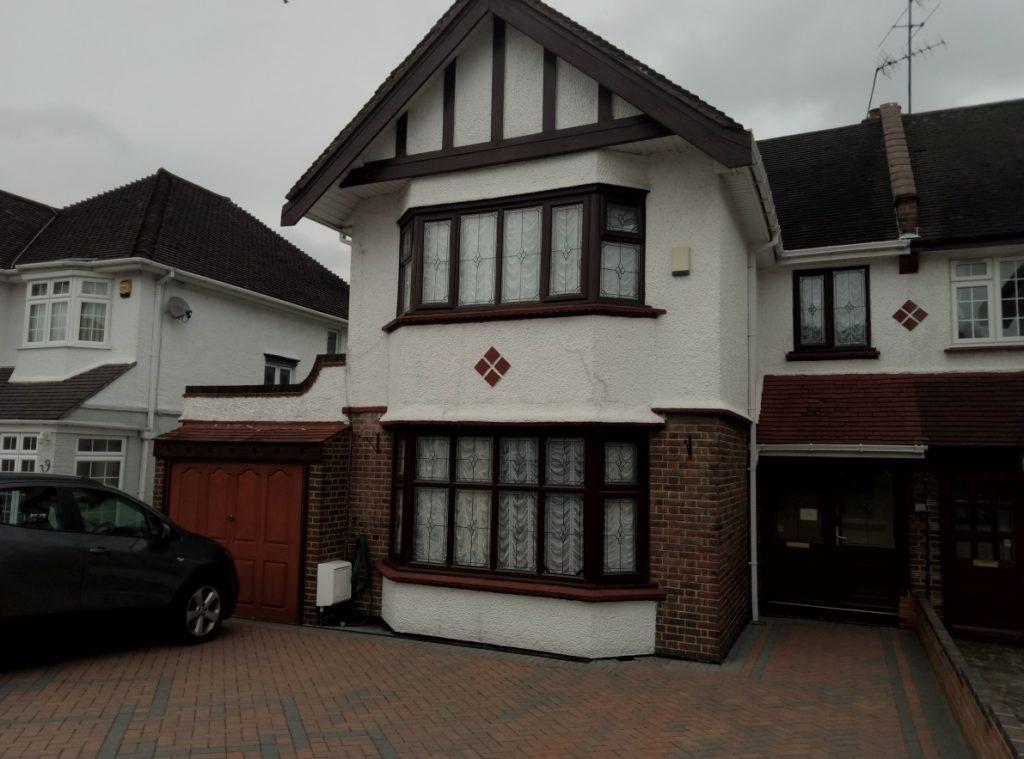 Вот он, лондонский дом