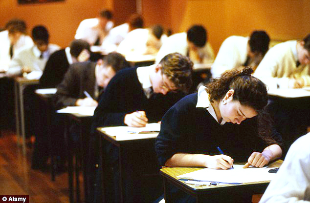 Как избавиться от стресса во время экзаменов