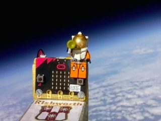 Space program Rishworth School